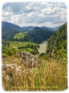 pogled sa brane Lazići