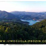 Jezero Zaovine – lepota Nacionalnog parka Tara